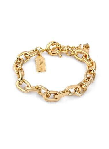 Alberto Guardiani Alberto Guardiani Ag10361Blk Jewelery Bileklik Altın